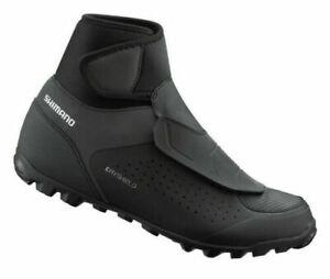Shimano MW5 Winter Mountain Bike MTB Cycling Shoe Black - size 40