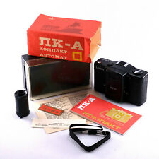 EXC! LOMO Compact LCA Russia USSR 35mm Camera Lomography