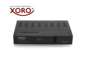 XORO HRK 7672 TWIN DVB-C HD Kabel-Receiver, TWIN-Tuner, PVR Ready, HDMI, USB
