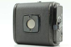 🔸Exc5🔸 Hasselblad A16 Black Type II 645 6x4.5 Black 120 Film Back Holder Japan