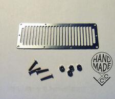 CC Hand Metal Hood Grill Body Accessories Tamiya CC01 Wrangler YJ RC Car