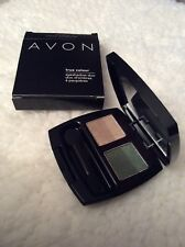 Avon True Colour Eye Shadow Duo - Enchanted Forest - New in Box