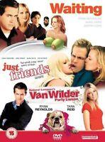 Waiting/Just Friends/Van Wilder - Party Liaison [DVD][Region 2]