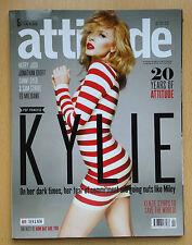 ATTITUDE,Kylie Minogue,McFly Harry Judd,Jonathan Groff,Sam Strike,Danny Dyer,ED