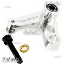 Metal Tail Rotor Control Arm For Trex T-rex 500 600 Helicopter Silver RH60186-02