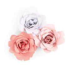 Set da 8 FUSTELLE FIORI ORTENSIA FLOWER die compatibili con Big Shot