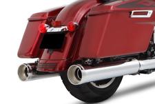 "Rinehart Auspuff Slip-on 4,5"" Harley Milwaukee-Eight® FLH/FLT 117"" 2018- EG-ABE"