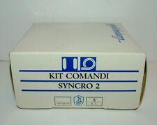 Campagnolo C Record Shifters 8 Speed Syncro 2 Kit Vintage 1980's NOS NIB