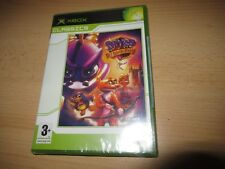 Spyro: A Hero's Tail (Microsoft Xbox, 2004)