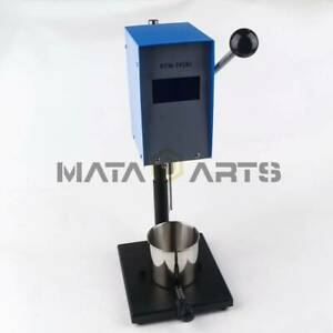 STM-IV(B) Stormer Viscosity Meter Digital Rotating Paint Viscometer Temp Display