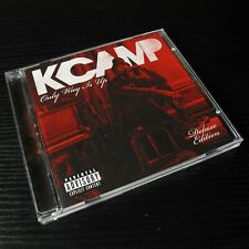 K Camp - Only Way Is Up USA Deluxe Edition CD+3 Bonus Trk MINT Explicit #108-4*