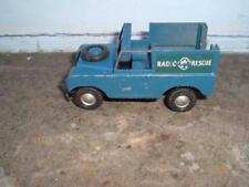 BUDGIE TOYS #278 RAC RADIO RESCUE LAND ROVER SPARES REPAIRS RESTORATION