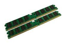 4GB 2x2GB SAMSUNG MEMORIA RAM DDR2 800MHZ 240p PC2-6400U Intel+AMD Low Density