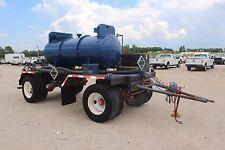 2013 Pup Tanker Trailer - 750 Gallon - DOT 412 - Mobile Acid Tank - VGC