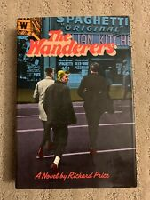 The Wanderers by Richard Price Hardcover First Printing Rare