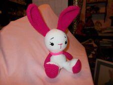 Amigurumi Crocheted bunny