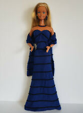 Fits SuperSize Barbie Clothes WRAP, GOWN & JEWELRY HM Fashion NO DOLL dolls4emma