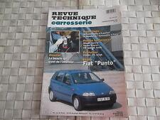 REVUE TECHNIQUE CARROSSERIE FIAT PUNTO (3 et 5 portes)