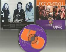 Nash Kato URGE OVERKILL The Break FULL COVER ART w/ RARE EDIT PROMO DJ CD single