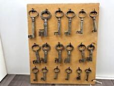 Antique Original Victorian Antique Locks, Latches & Keys