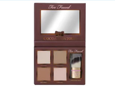 4 Colors Eyeshadow Cosmetic Makeup Matte Shimmer Makeup Palette Limited Edition