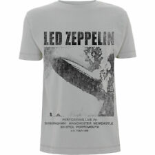 Led Zeppelin 'LZ1 UK Tour 1969' T-Shirt *Official Merch*