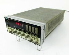 HP 8111A Pulse /Function Generator 20 MHz with Option 001.