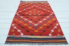 "Anatolia Ghordes Small Kilim Rug, Doormat Bedroom Rug Small Carpet Tapis 35""X55"""