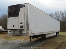 New Listing2013 Wabash National ArcticLite Carrier Refrigerated Reefer Van Trailer bidadoo