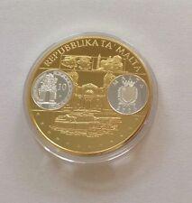 Polierte Platte Münzwesen & Numismatika Medaillen aus Malta