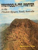 ARKAROOLA-MT. PAINTER in the FLINDERS RANGES, SOUTH AUSTRALIA
