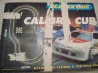 Calibra Cup   Motorsport Calibra v Old Spice Calibra Scalextric C1045 slot cars