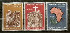 Vatican: 1969 The Journey of Pope Paul to Africa MNH