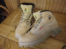 HERMAN SURVIVOR Men's size 13 W Steel toe Work Boots Breaker USA