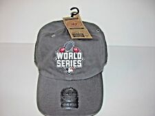 """WORLD SERIES  2015  ADULT """"ONE SIZE"""" CAP /HAT BY 47 BRAND ** CHARCOAL COLOR"""