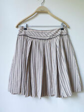 Cue Pleated 100% Cotton Skirts for Women