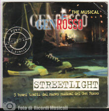 GEN ROSSO - STREETLIGHT (The Musical) Cd Cardlave
