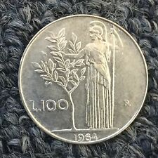 Repvbblica italiana l 100 цена новая банкнота 100 долларов