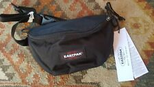 Eastpack Brand New With Tags Black Springer Bumbag Pouch