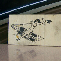 Vintage Matchbook Cover O3 Lorain Ohio Mill Tavern Beer Pin Up Woman Dog Wine