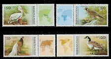 Burkina Faso stamps,SC#1087-90 CPL.MNH Set with Labels