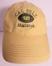 Cal Poly Hat Cap Mustangs USA Embroidery Prefade California University New