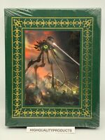SIGNED Easton press WAR OF THE WORLDS HG Wells Collectors LIMITED Edition SEALED