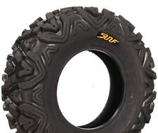 Brand NEW set of SunF A-033 (2 Qty.) 28x9-12  28X9X12 6 Ply UTV Tires ATV Tires