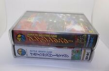 5x COVER PROTECTORS BOXES CARTRIDGES AES NEO GEO