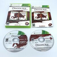 Dragon Age: Origins -- Ultimate Edition (Microsoft Xbox 360) Complete CIB