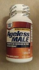 Ageless Male Testosterone Booster 60 Tablets