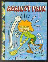 RON REGE JR. AGAINST PAIN 1st Print 1st Edition HC 2008 Drawn & Quarterly NM