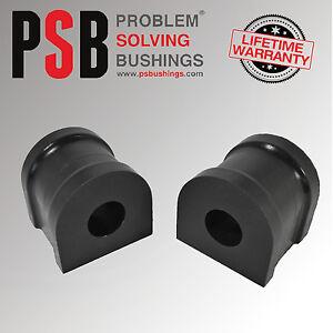 2 x BMW X3 E83 03-10 Front Anti-Roll Bar 21.8mm Poly PSB Bush 31303404065
