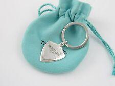 Tiffany & Co Silver Achievement Award Keychain Key Chain Key Ring!